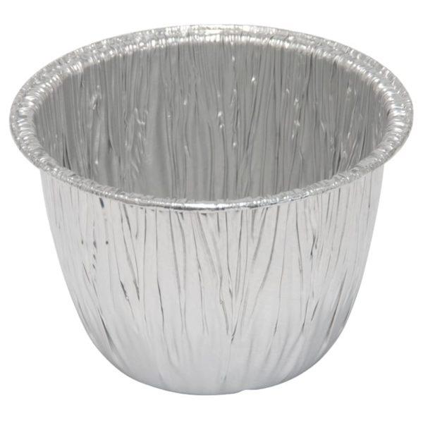 Pudding Dish Mini Foil 6OZ X 10