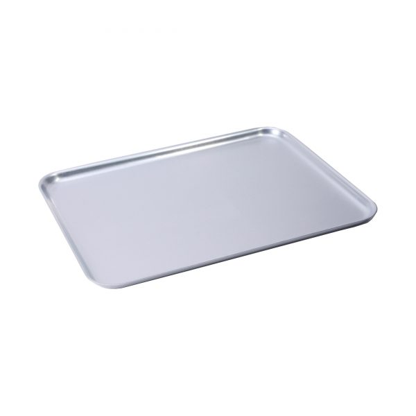 Aluminium Cookie Sheets Packed 1/2 Size X 50