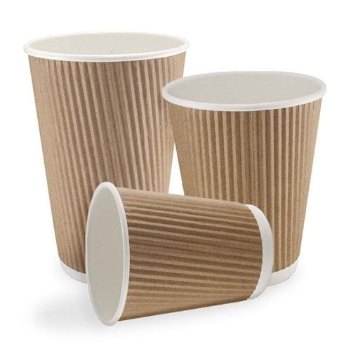 Coffee Cups Paper 12OZ 20 X 50