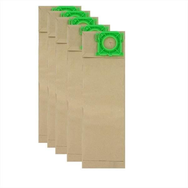 Sebo X & C Series Bags GREEN Plastic X 5 DBG249