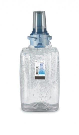 Gojo Sanitising Hygiene Rub 3x1.2ltr Per Case 8803-03