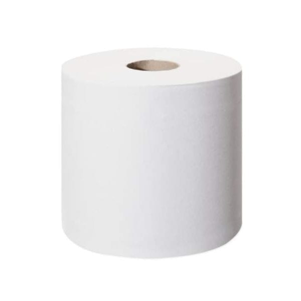 SJW White Toilet Rolls 36 Rolls Loose Pack
