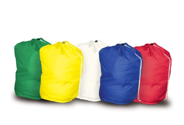 Laundry sacks for trolley YELLOW 30x40''