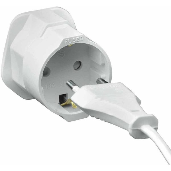 Universal Travel Adaptor 3 Sockets