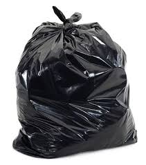 Refuse Sacks Heavy Duty BLACK 90L X 200 LD39B