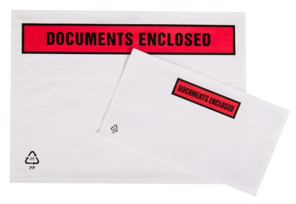 A6 Printed Document Enclosed X 1000 13742BL