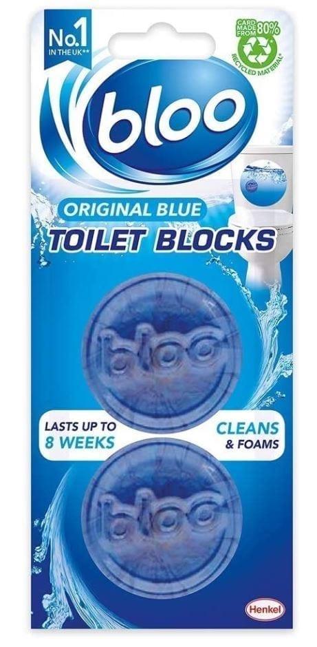 Bloo In Cistern Blue Twin X 10