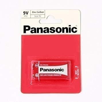 Panasonic Batteries 9VLT X 12