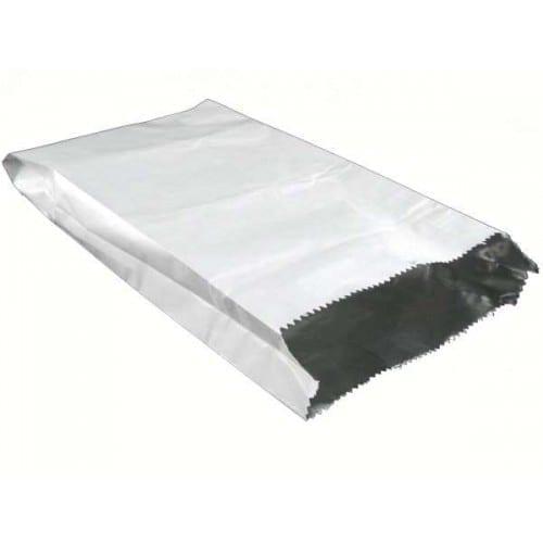 Foil Bags WHITE  7x 9x14''  Foil Lined