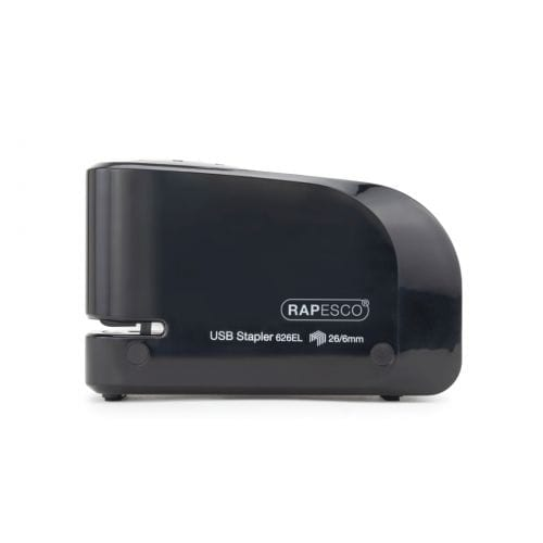 Automatic Stapler USB Electric Stapler BLACK