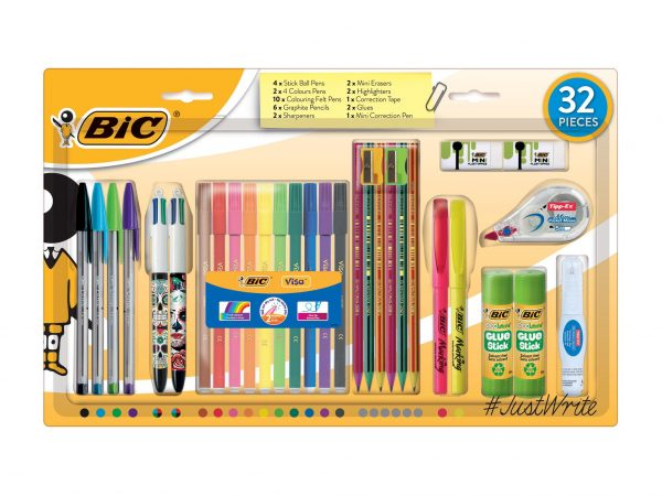 Pen & Gear Value Pack Stationery Set 20 PCS