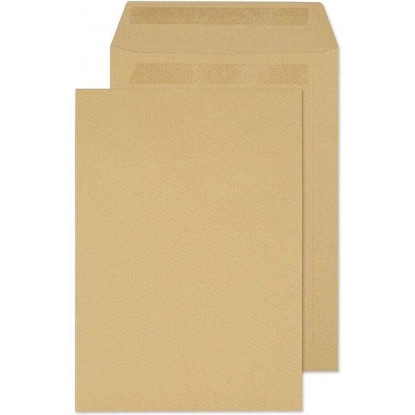 C4 envelopes Selfseal Manila Medium Weight X 250