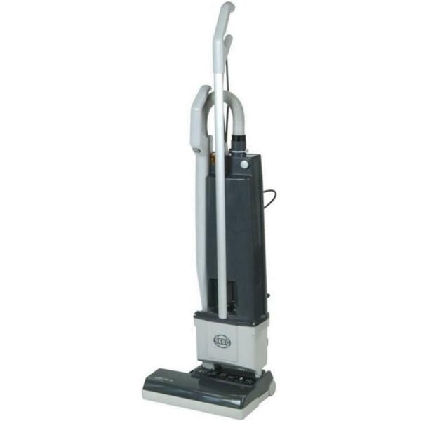 Sebo BS360 Upright Commercial Vacuum Cleaner GREY