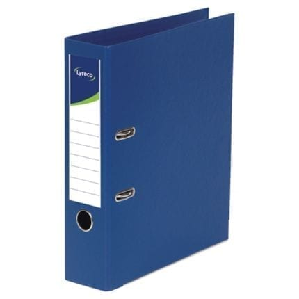 Brights Lever Arch A4 Navy (10)