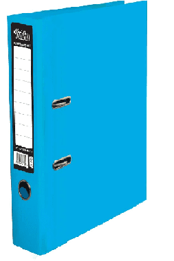 Pukka A4 lever arch teal (10)