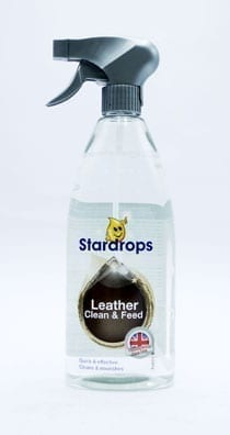 Stardrops Leather Clean & Feed 750ML X 12