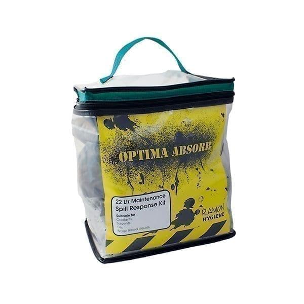 Optima Absorb Maintenance Spill Kit 22LTR