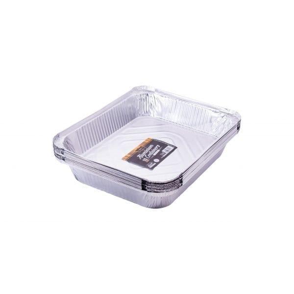 Aluminium Containers 10/12 superior R31 Gastronomic Foils X 200  20/10 10020080