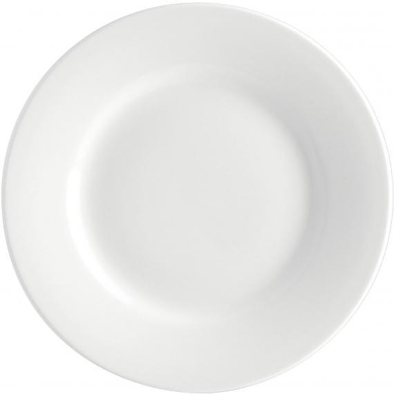 """Kensington Wide Rim Plate 17CM 6.75"""" X 6"""