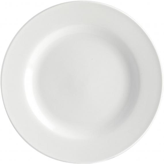 """Kensington Wide Rim Plate 23CM 9"""" X 6"""